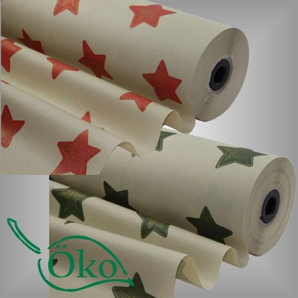 Graspapierseidenrollen Weihnachtsmotive