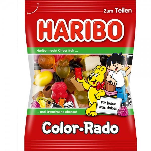 Haribo Color-Rado Tüte, 200g