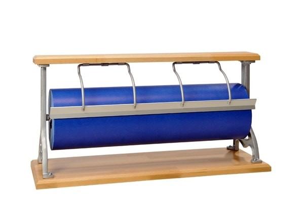 Rollenständer Tisch Holz Abroller
