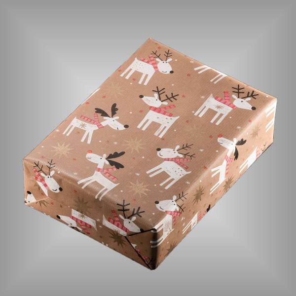 Weihnachtspapier Dessin 49323