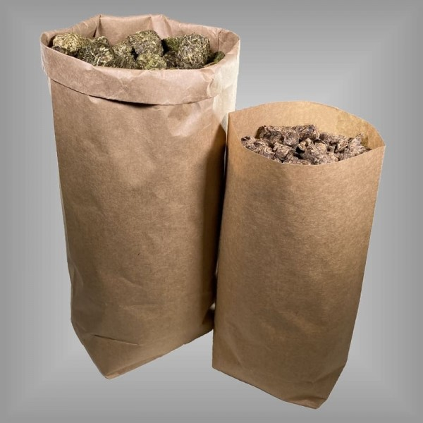 Bio Müllsäcke braun