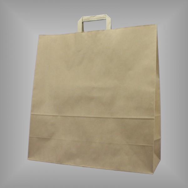 45 x 17 x 47 cm Papiertüten braun 250 Stück