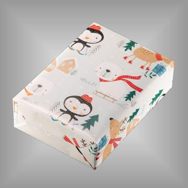 Weihnachtspapier Dessin 39999