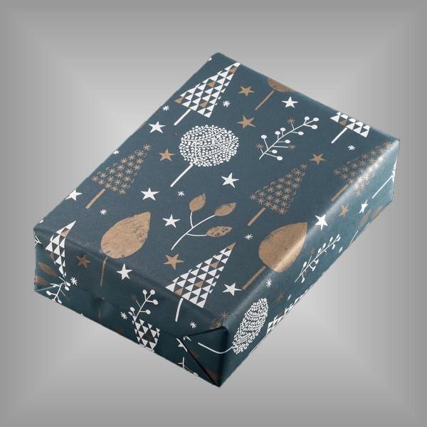 Weihnachtspapier Dessin 49324