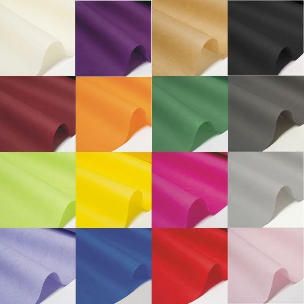 Seidenbogen farbig 50 x 75 cm
